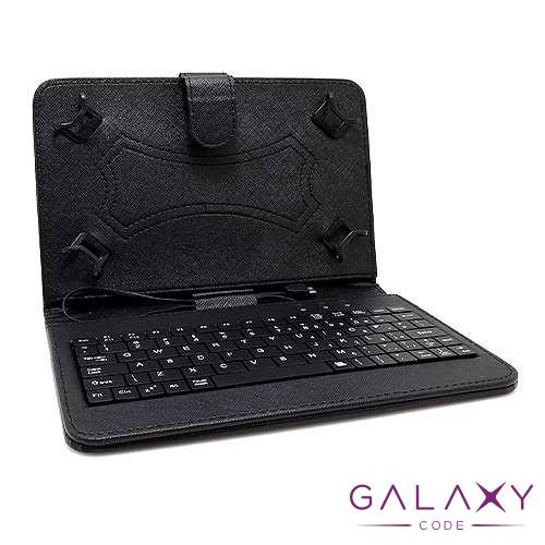 Futrola za Tablet+tastatura 7in crna