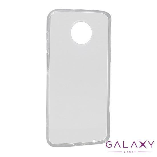 Futrola ULTRA TANKI PROTECT silikon za Motorola Moto Z3 Play providna (bela)