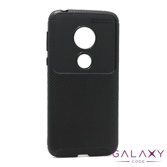 Futrola CARBON za Motorola Moto G7 Play crna