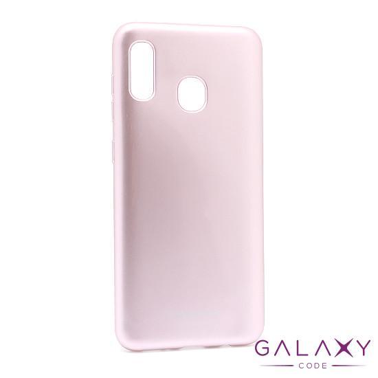 Futrola Jelly za Samsung A205F/A305F/M107F Galaxy A20/A30/M10s roze