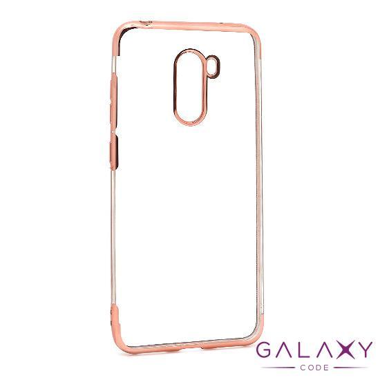 Futrola COLOR EDGE za Xiaomi Pocophone F1 roze