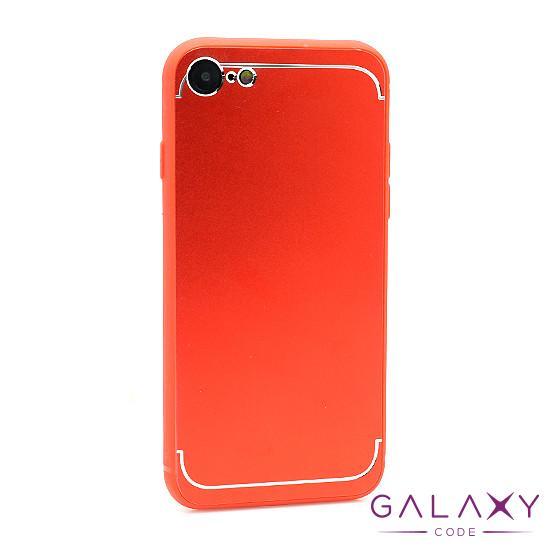 Futrola METAL za Iphone 7/8/SE (2020) crvena