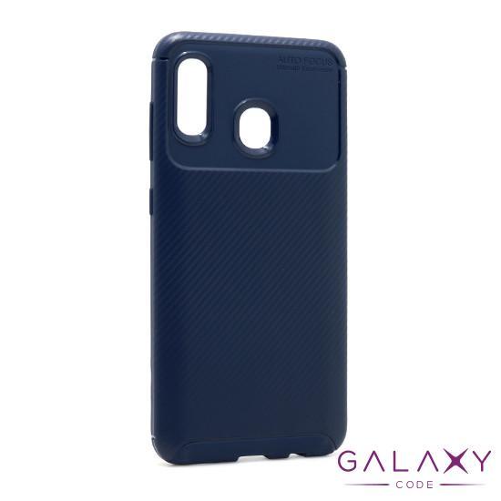 Futrola CARBON za Samsung A205F/A305F/M107F Galaxy A20/A30/M10s teget