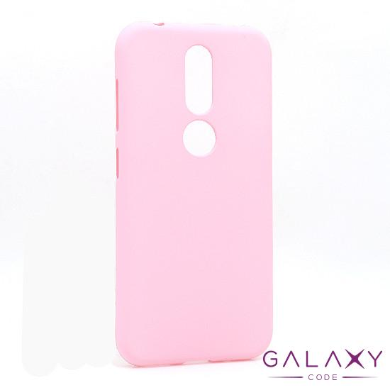 Futrola GENTLE COLOR za Nokia 4.2 roze