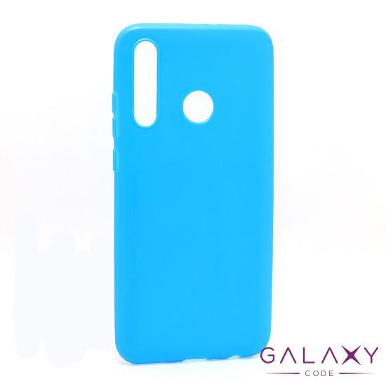 Futrola ULTRA TANKI KOLOR za Huawei Honor 20 Lite/Honor 20e plava