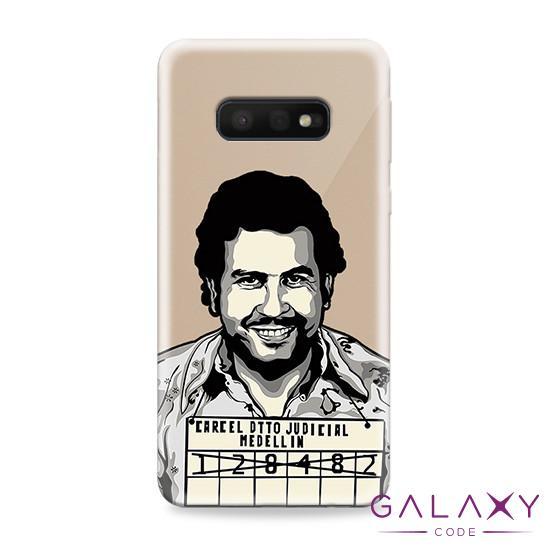 Futrola ULTRA TANKI PRINT CLEAR za Samsung G970F Galaxy S10e ND0102