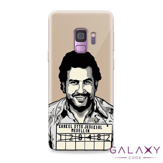 Futrola ULTRA TANKI PRINT CLEAR za Samsung G960F Galaxy S9 ND0102