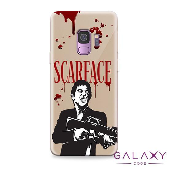 Futrola ULTRA TANKI PRINT CLEAR za Samsung G960F Galaxy S9 ND0104