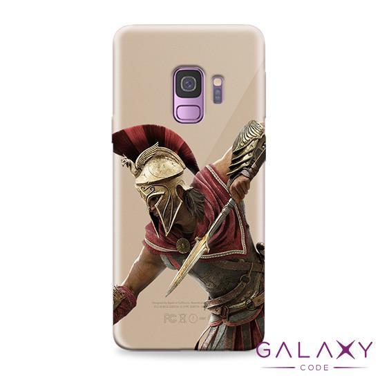 Futrola ULTRA TANKI PRINT CLEAR za Samsung G960F Galaxy S9 ND0106