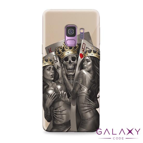 Futrola ULTRA TANKI PRINT CLEAR za Samsung G960F Galaxy S9 ND0109