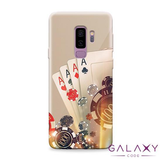 Futrola ULTRA TANKI PRINT CLEAR za Samsung G965F Galaxy S9 Plus ND0107