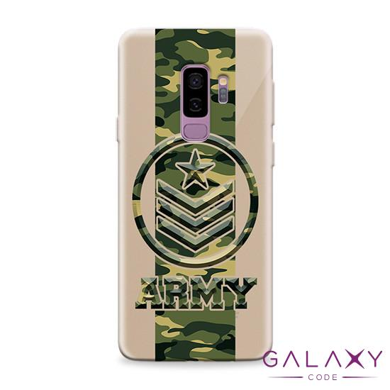 Futrola ULTRA TANKI PRINT CLEAR za Samsung G965F Galaxy S9 Plus ND0108