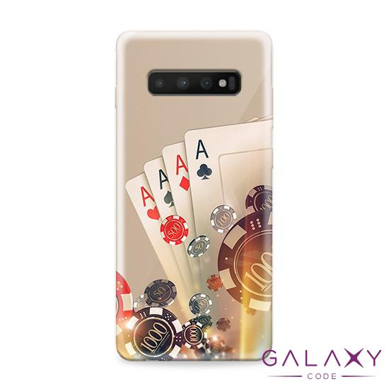 Futrola ULTRA TANKI PRINT CLEAR za Samsung G973F Galaxy S10 ND0107