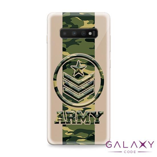 Futrola ULTRA TANKI PRINT CLEAR za Samsung G975F Galaxy S10 Plus ND0108