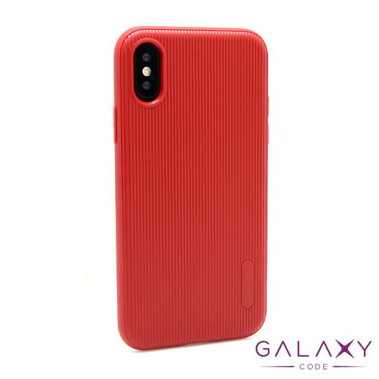 Futrola GENTLE LINE za Iphone X/XS crvena