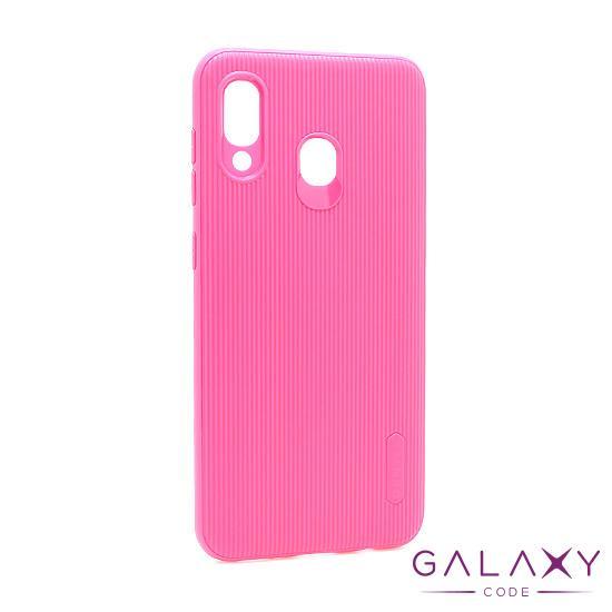 Futrola GENTLE LINE za Samsung A205F/A305F/M107F Galaxy A20/A30/M10s pink