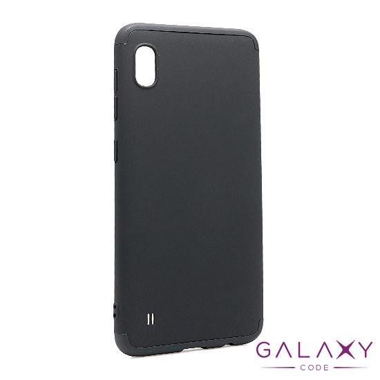 Futrola PVC 360 PROTECT za Samsung A105F Galaxy A10 crna