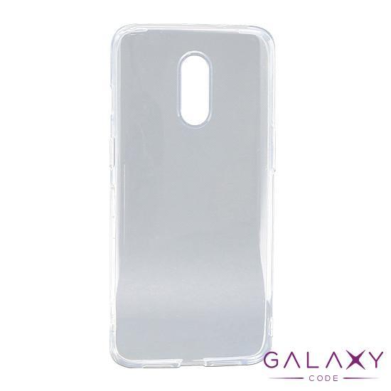 Futrola ULTRA TANKI PROTECT silikon za OnePlus 7 providna (bela)