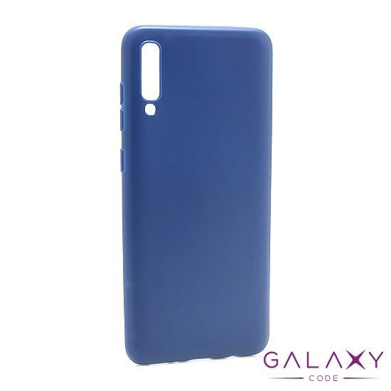 Futrola ULTRA TANKI KOLOR za Samsung A705F Galaxy A70 teget
