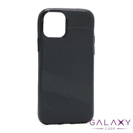 Futrola silikon KS LINE za Iphone 11 Pro crna