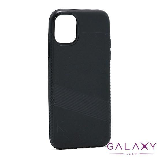 Futrola silikon KS LINE za Iphone 11 crna