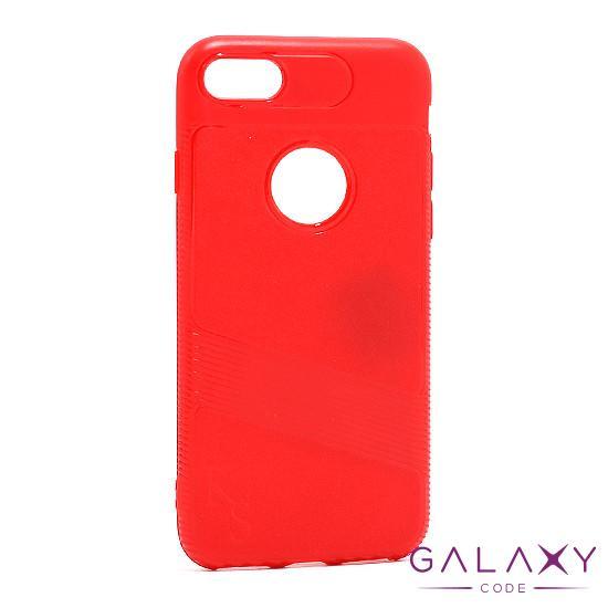 Futrola silikon KS LINE za Iphone 7/8 crvena