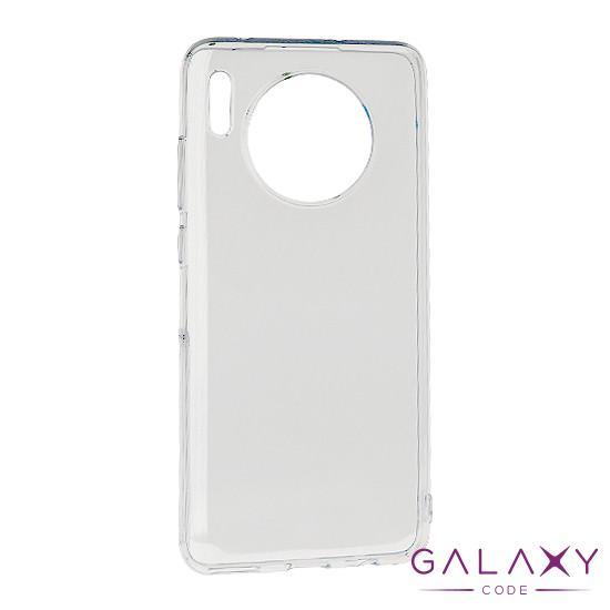Futrola ULTRA TANKI PROTECT silikon za Huawei Mate 30 providna (bela)