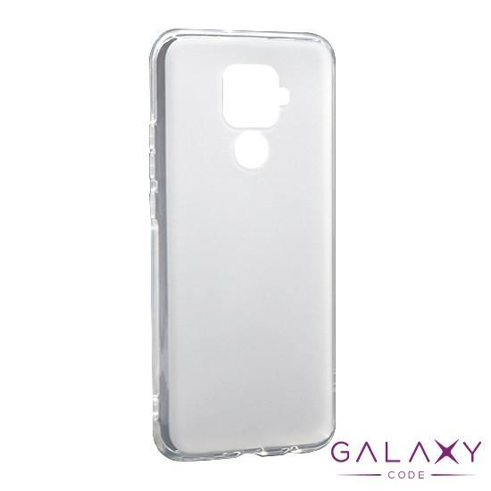 Futrola silikon DURABLE za Huawei Mate 30 Lite bela