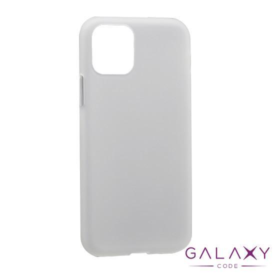 Futrola silikon DURABLE za Iphone 11 Pro bela