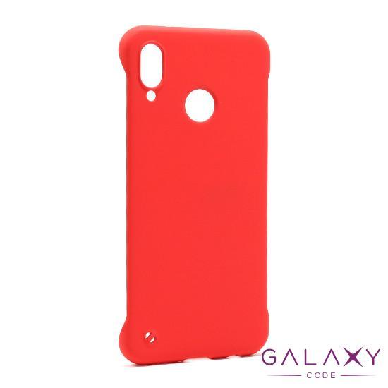Futrola PVC GENTLE COLOR za Huawei P20 Lite tamno crvena