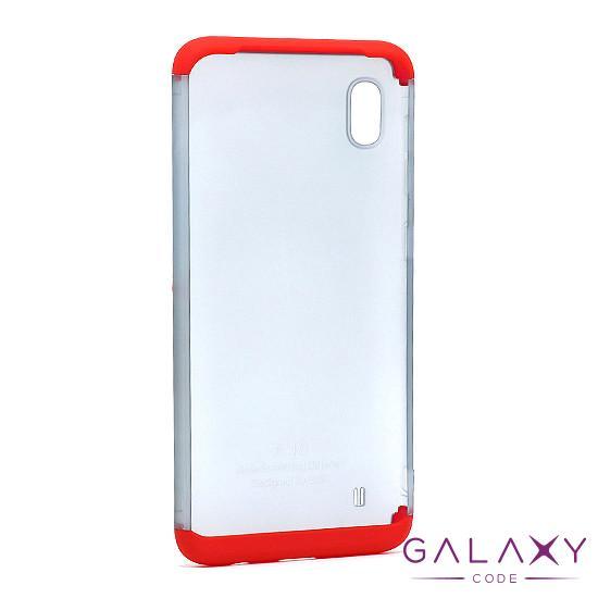 Futrola PVC 360 PROTECT NEW za Samsung A105F Galaxy A10 crvena