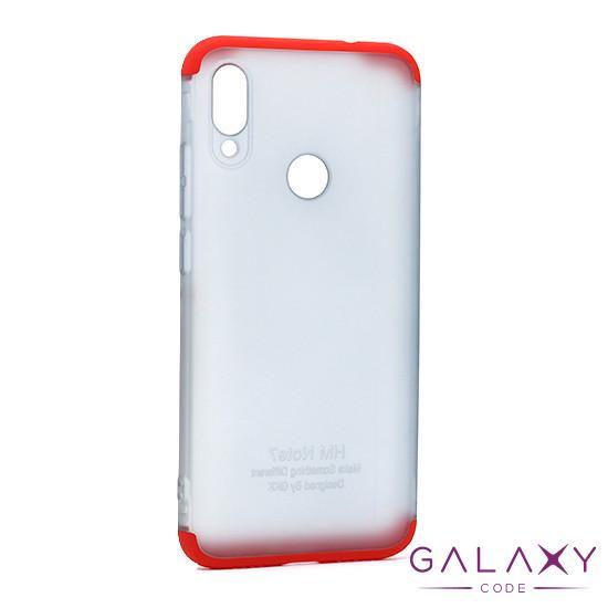 Futrola PVC 360 PROTECT NEW za Xiaomi Redmi Note 7 crvena