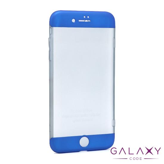 Futrola PVC 360 PROTECT NEW za Iphone 7 Plus/8 Plus plava