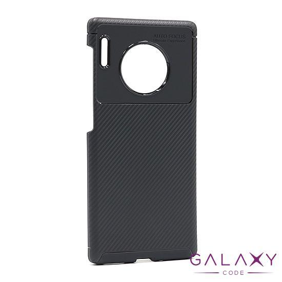 Futrola CARBON za Huawei Mate 30 Pro crna