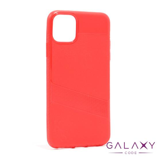 Futrola silikon KS LINE za Iphone 11 Pro Max crvena