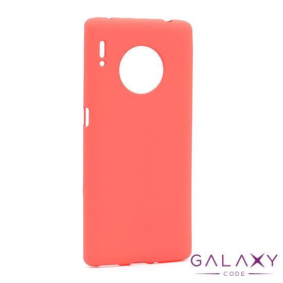 Futrola GENTLE COLOR za Huawei Mate 30 Pro crvena