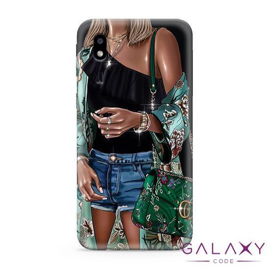 Futrola ULTRA TANKI KOLOR PRINT za Samsung A260F Galaxy A2 Core KL0056