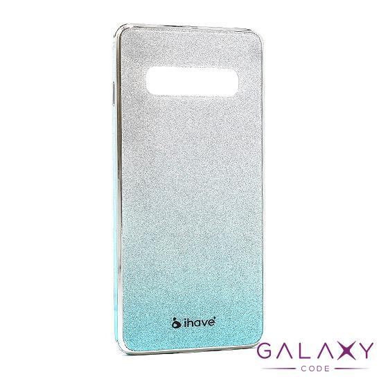 Futrola GLASS Ihave Glitter za Samsung G973F Galaxy S10 DZ04