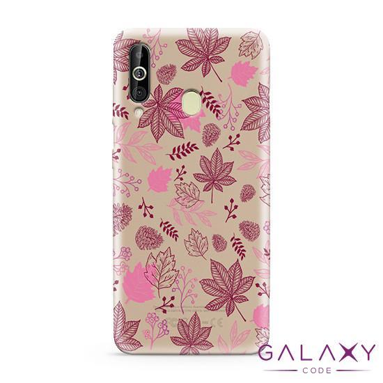 Futrola ULTRA TANKI PRINT CLEAR za Samsung A606F Galaxy A60 AT0003