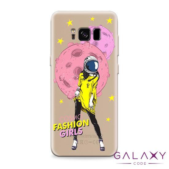 Futrola ULTRA TANKI PRINT CLEAR za Samsung G955F Galaxy S8 Plus AT0002