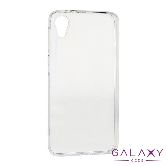 Futrola ULTRA TANKI PROTECT silikon za Motorola Moto E6 providna (bela)