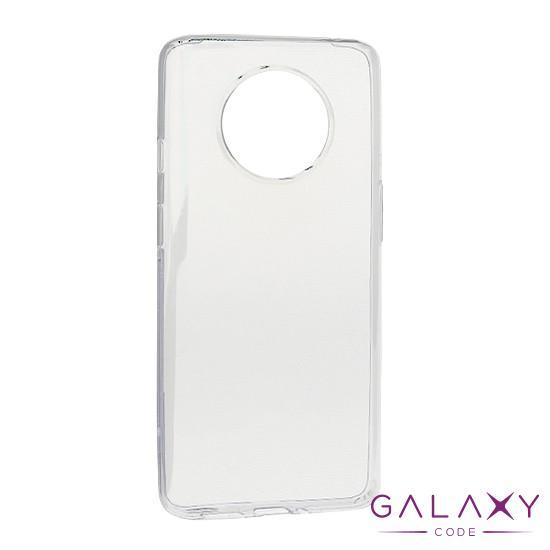 Futrola ULTRA TANKI PROTECT silikon za OnePlus 7T providna (bela)