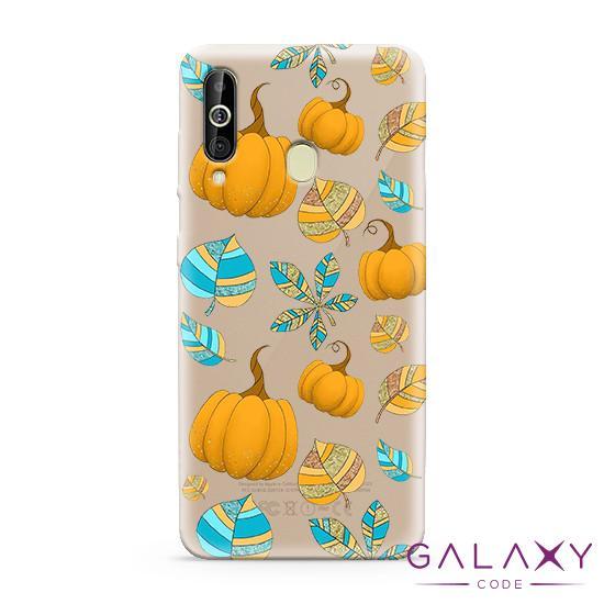 Futrola ULTRA TANKI PRINT CLEAR za Samsung A606F Galaxy A60 AT0007