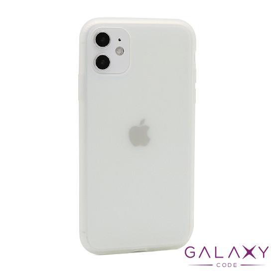 Futrola silikon RUBBER za Iphone 11 bela