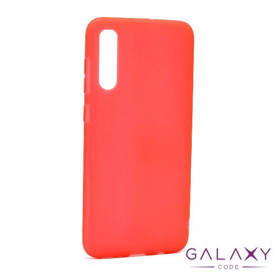 Futrola silikon RUBBER za Samsung A705F/A707F Galaxy A70/A70s crvena