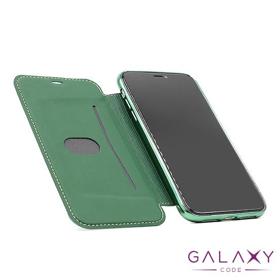 Futrola BI FOLD SHINING za Iphone XS Max zelena