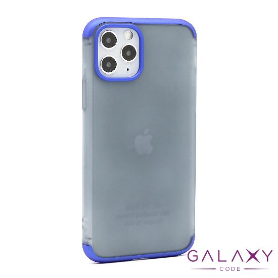 Futrola PVC 360 PROTECT NEW za Iphone 11 Pro plava