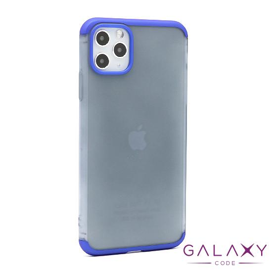 Futrola PVC 360 PROTECT NEW za Iphone 11 Pro Max plava
