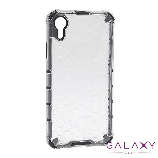 Futrola Honeycomb strong za Iphone XR providna