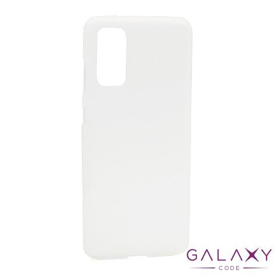 Futrola silikon DURABLE za Samsung G980F Galaxy S20 bela